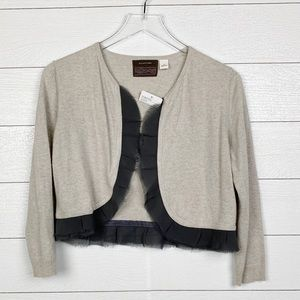 Anthropologie Guinevere NWT Brand Cardigan In Sz M